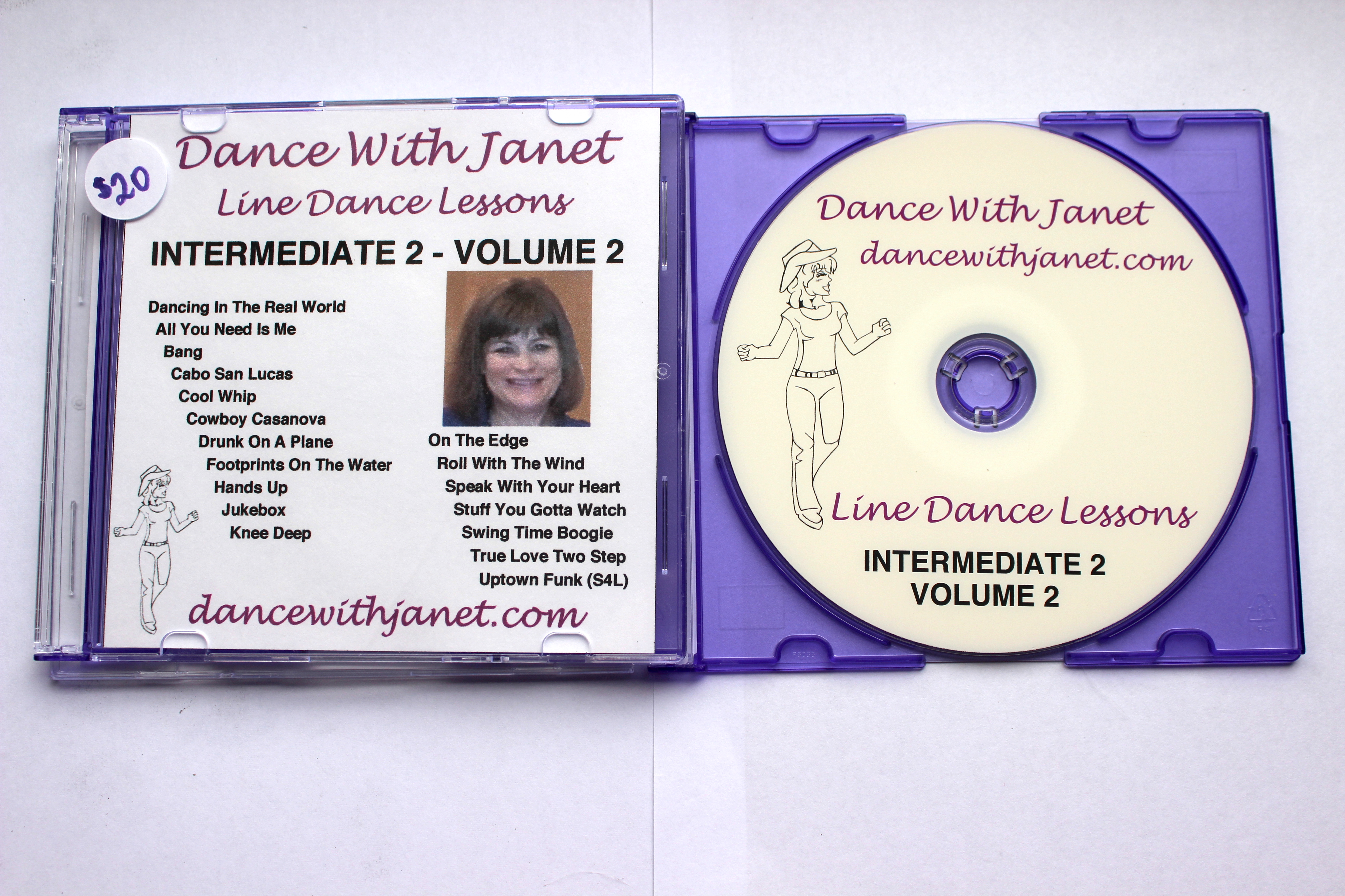 Couples5 dance instruction with a personal touch line dancing - I2v2
